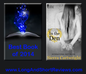 LASR Book of Year Winner