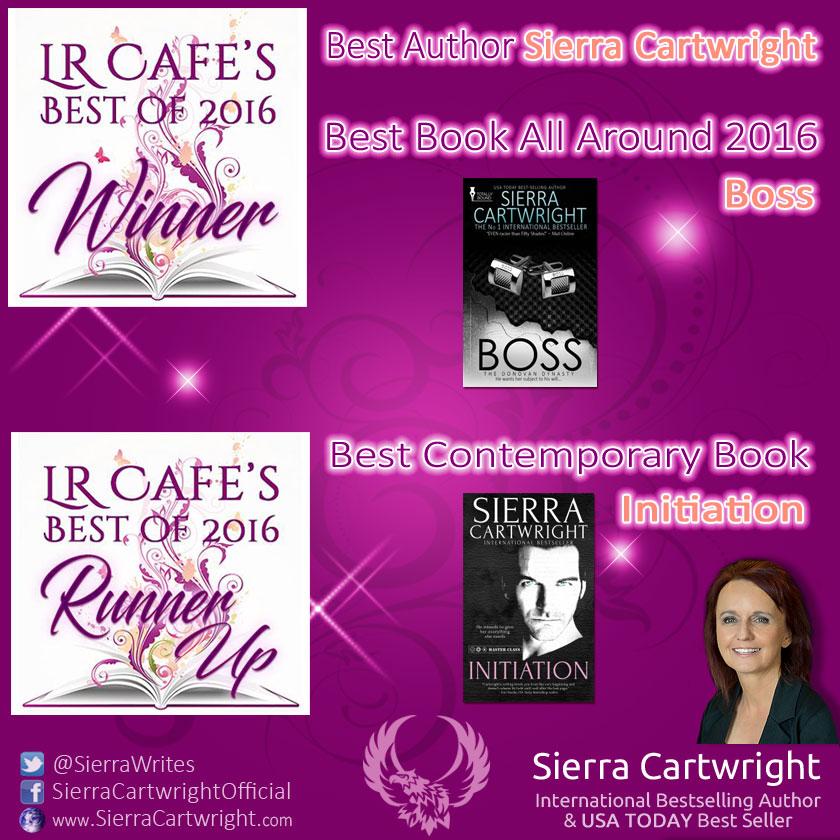 Love Romances Café Winner 2016