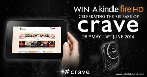 Crave-Enter to win a Kindle Fire