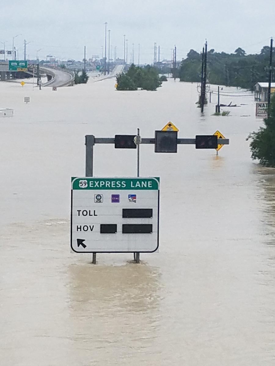 """Harvey"", Texas 2017"