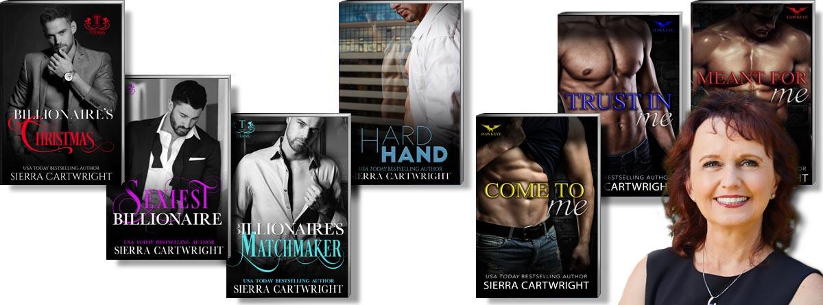 Sierra's new books