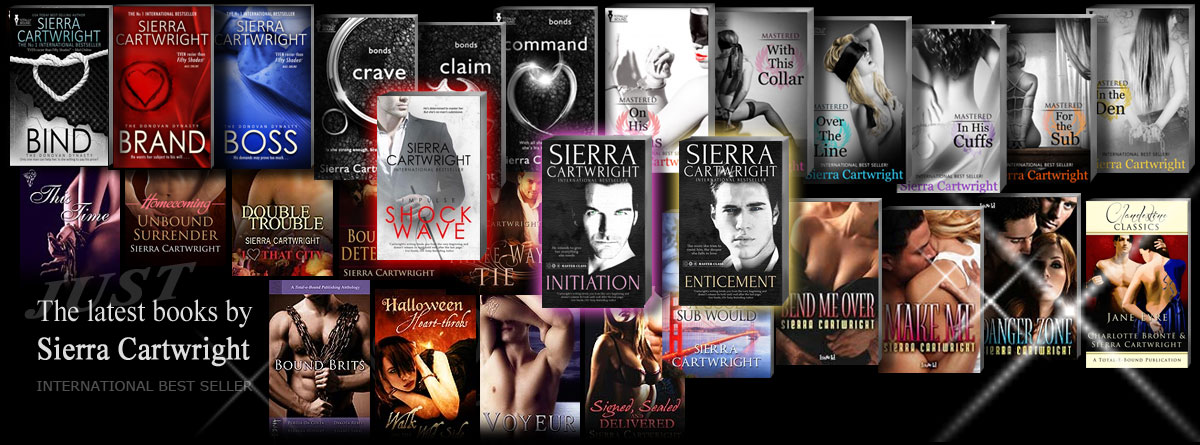 Some books by Sierra Cartwright